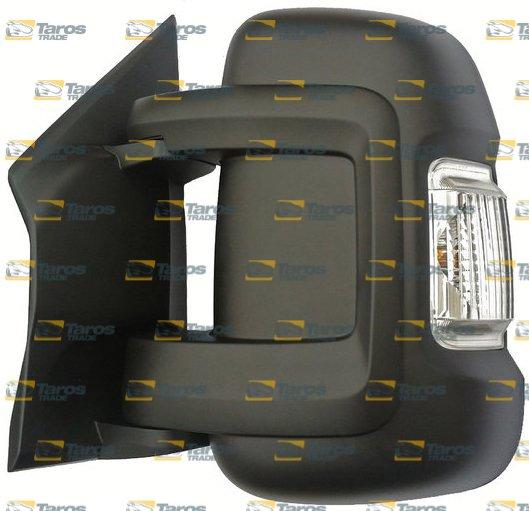 Specchietto retrovisore elettrico corto riscaldabile con sensore di temperatura con indicatore - Specchi retrovisori ducato ...
