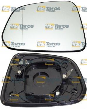 TarosTrade 57-0359-L-47005 Vetro Specchietto Retrovisore Riscaldabile Lato Sinistro